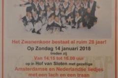 Hof van Sloten 14 januari 2018