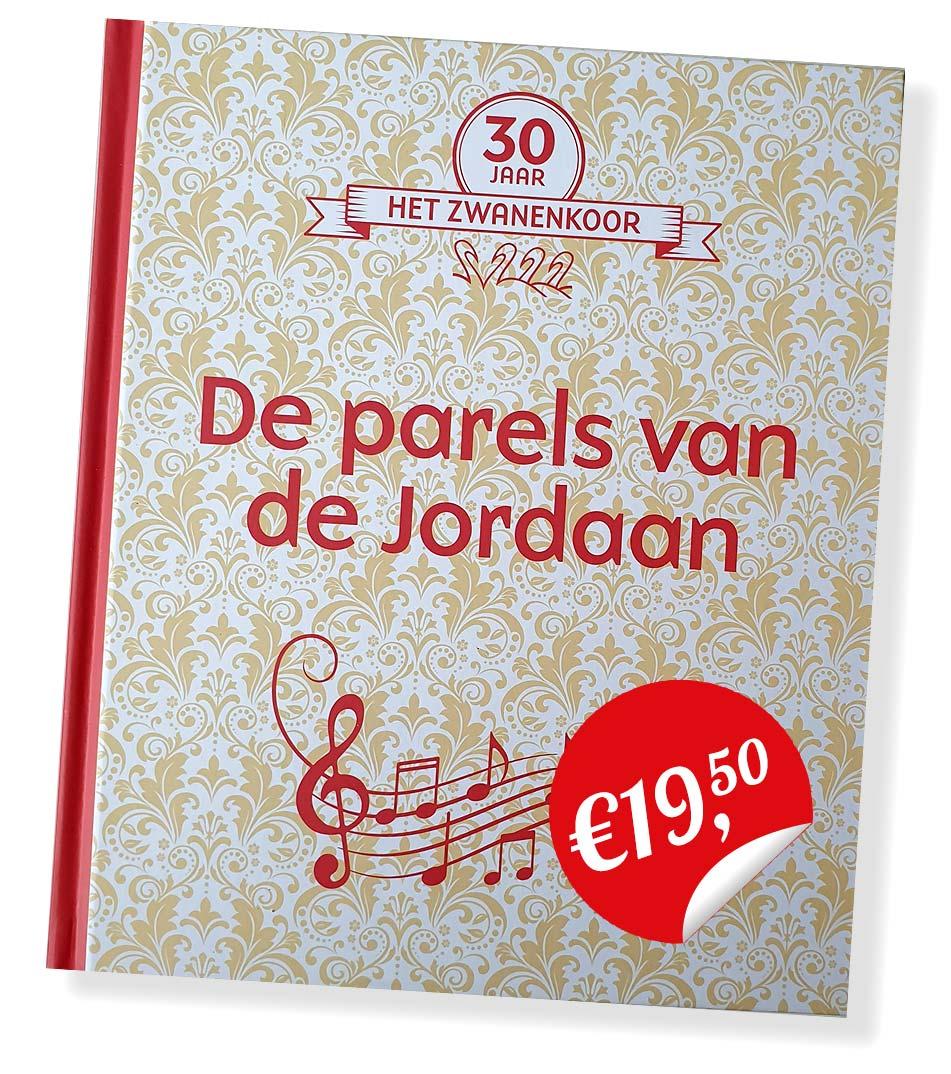 Jubileumboek De Parels van de Jordaan